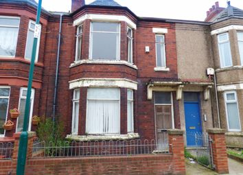 Thumbnail 4 bedroom terraced house for sale in Bolckow Road, Grangetown, Middlesbrough