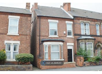 Thumbnail 4 bed semi-detached house to rent in Montpelier Road, Nottingham