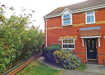 Thumbnail 2 bedroom end terrace house for sale in Haddon Park, Colchester