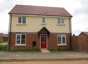 Thumbnail 3 bed detached house to rent in Lycett Lane, Tamworth