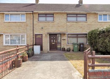 Thumbnail 3 bed terraced house for sale in Crediton Road, Llanrumney, Cardiff