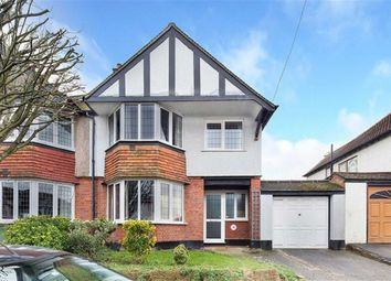 Thumbnail 3 bed semi-detached house for sale in Bramley Road, Sutton