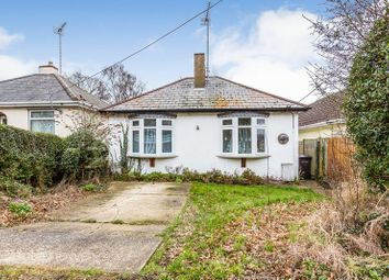 Thumbnail 1 bed detached bungalow for sale in Sunny Road, Hockley