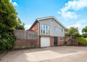Thumbnail 4 bedroom detached house for sale in The Lane, Guston, Dover, Kent