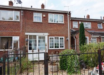 Thumbnail 3 bed end terrace house for sale in Parkstone Avenue, Rainworth