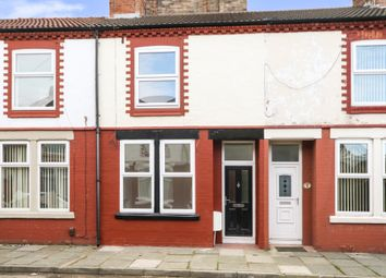Thumbnail 3 bed terraced house for sale in Overton Road, Wallasey