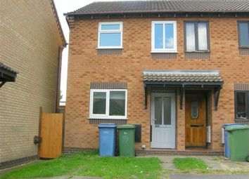 Thumbnail 2 bed town house for sale in Holdenby Close, Retford, Nottinghamshire