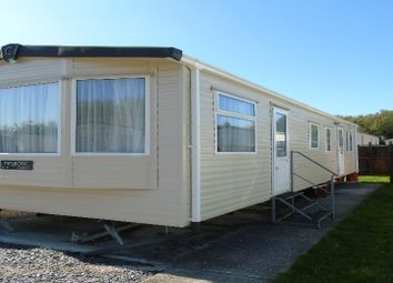 Thumbnail 2 bed mobile/park home for sale in Pettaugh Road, Stonham Aspal, Stowmarket