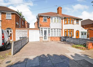Thumbnail 3 bed semi-detached house for sale in Maryland Avenue, Hodge Hill, Birmingham