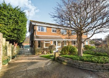 Thumbnail 4 bed semi-detached house to rent in Lawn Road, Walmer, Deal