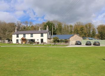Thumbnail 5 bed detached house for sale in Barkers Well Lane, Denbigh