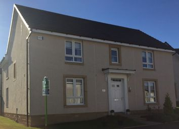 Thumbnail 4 bed detached house for sale in Balgownie Drive, Cumbernauld, Glasgow