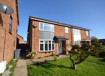 Thumbnail 3 bed semi-detached house to rent in Gosford Way, Felixstowe
