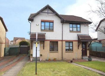 Thumbnail 2 bed semi-detached house for sale in Dunglass Place, Newton Mearns, Glasgow, East Renfrewshire