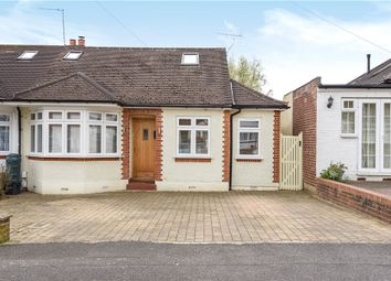 Thumbnail 3 bed semi-detached house for sale in Mount Park Road, Pinner, Middlesex