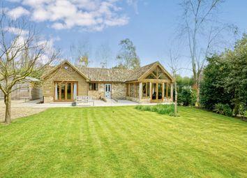Thumbnail 3 bed barn conversion for sale in Splash Lane, Wyton, Huntingdon