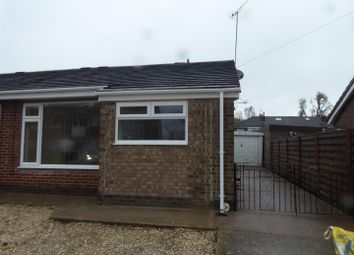 Thumbnail 2 bed detached bungalow to rent in Wentworth Close, Willerby, Hull