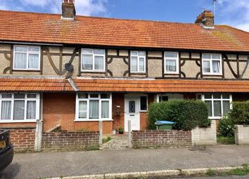 Thumbnail 3 bedroom terraced house for sale in Bedford Avenue, North Bersted, Bognor Regis, West Sussex