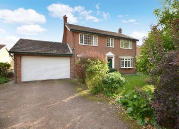 Thumbnail 4 bed detached house for sale in Faldingworth Road, Spridlington, Market Rasen