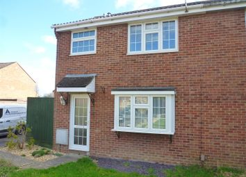 Thumbnail 3 bedroom end terrace house to rent in Alderton Way, Trowbridge