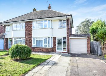 Thumbnail 3 bed semi-detached house to rent in Westmorland Avenue, Aylesbury