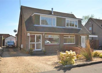 Thumbnail 3 bed semi-detached house for sale in Croftpark Road, Clydebank, West Dunbartonshire