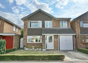 Thumbnail 5 bed detached house for sale in Welland Court, Eaton Ford, St. Neots