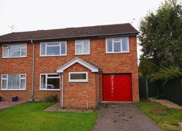 Thumbnail 4 bedroom semi-detached house for sale in Wardes Close, Prestwood, Great Missenden