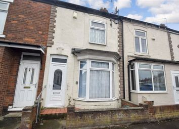 2 bed terraced house for sale in Buckingham Street, Hull HU8