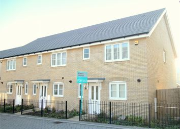 Thumbnail 3 bed end terrace house for sale in Ash Tree Lane, St. Neots