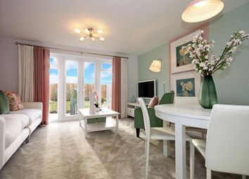 "Thumbnail 3 bed semi-detached house for sale in ""Arley"" at Bearscroft Lane, London Road, Godmanchester, Huntingdon"