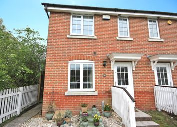 Thumbnail 2 bed end terrace house to rent in Maple Rise, Whiteley, Fareham