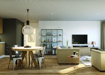 Thumbnail 1 bed flat for sale in The Kettleworks, Camden Street, Birmingham