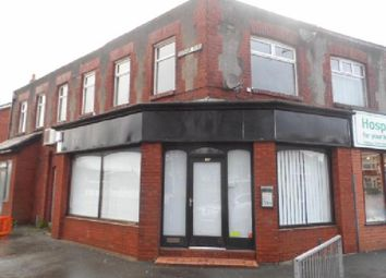 Thumbnail Commercial property for sale in Bispham Road, Blackpool