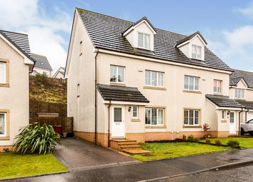 Thumbnail 5 bed semi-detached house for sale in Canalside Drive, Reddingmuirhead, Falkirk, Stirlingshire
