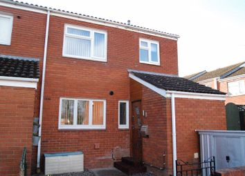 Thumbnail 3 bed end terrace house for sale in Redwing Walk, Belmont, Hereford