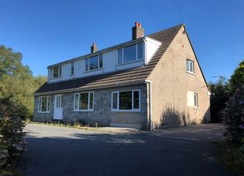 Thumbnail 5 bed detached house for sale in Maenygroes, Nr. New Quay