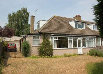 Thumbnail 4 bedroom semi-detached bungalow for sale in Booth Rise, Boothville, Northampton