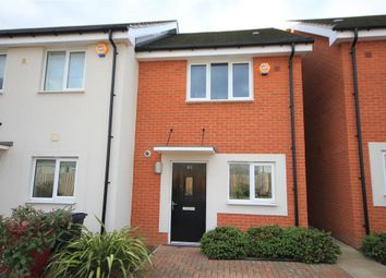 Thumbnail 2 bedroom terraced house to rent in Longships Way, Kennet Island, Reading