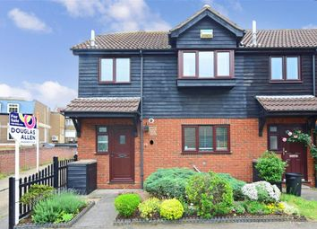 Thumbnail 3 bed end terrace house for sale in Woodbine Place, London