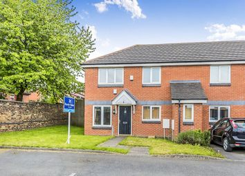 Thumbnail 2 bed flat to rent in Elworth Court, Stoke-On-Trent