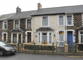 Thumbnail 3 bed terraced house for sale in Glenview Terrace, Llanbradach, Caerphilly