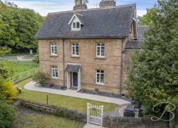 Thumbnail 4 bed end terrace house for sale in Bottom Row, Pleasley Vale, Mansfield