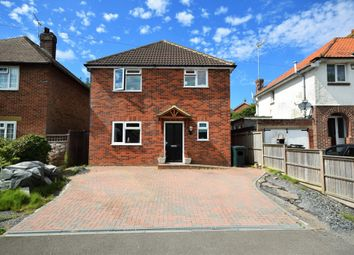 Thumbnail 3 bed detached house for sale in Lacton Way, Willesborough, Ashford