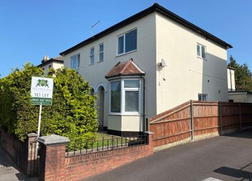 Thumbnail 1 bed flat to rent in 91 Shirley Road, Shirley, Southampton