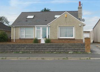 Thumbnail 3 bed bungalow to rent in Heol Ton, Ton Kenfig, Bridgend