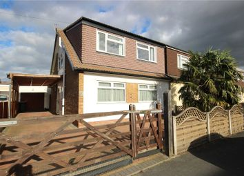 Thumbnail 5 bed semi-detached house for sale in Bibury Avenue, Stoke Lodge, Bristol