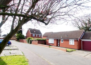 Thumbnail 2 bed detached bungalow for sale in Bluebell Close, Attleborough