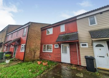 Thumbnail 3 bed terraced house for sale in Winyates, Orton Goldhay, Peterborough