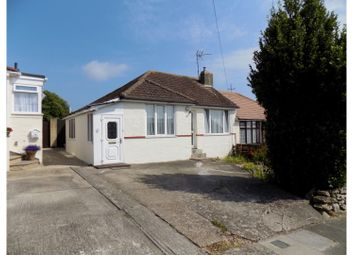 Thumbnail 2 bed semi-detached bungalow for sale in Hillside Road, Lancing